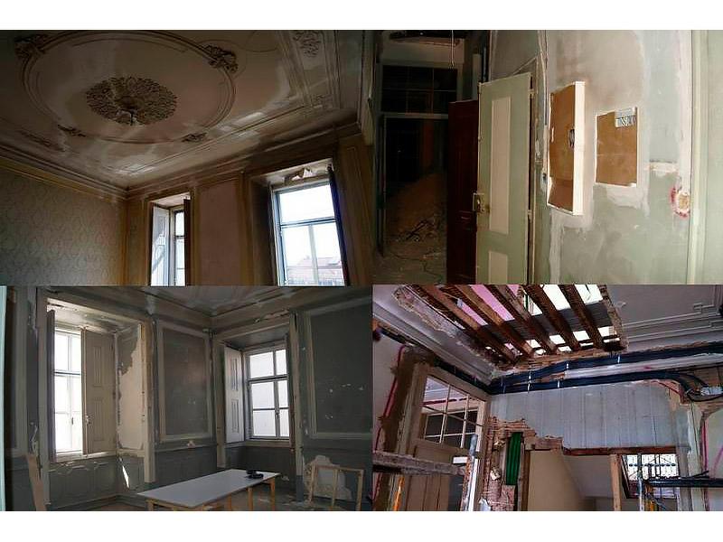 Remodelação de apartamento T8 em Santos