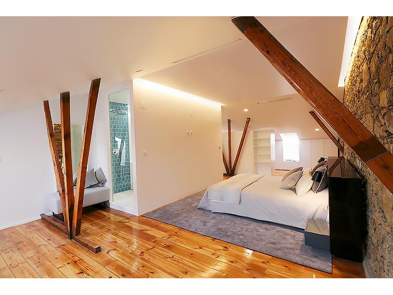 Remodelação de apartamento duplex em Lisboa