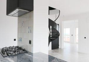 Remodelação de apartamento duplex em Parede