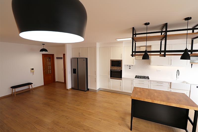 Remodelação de apartamento em Carcavelos