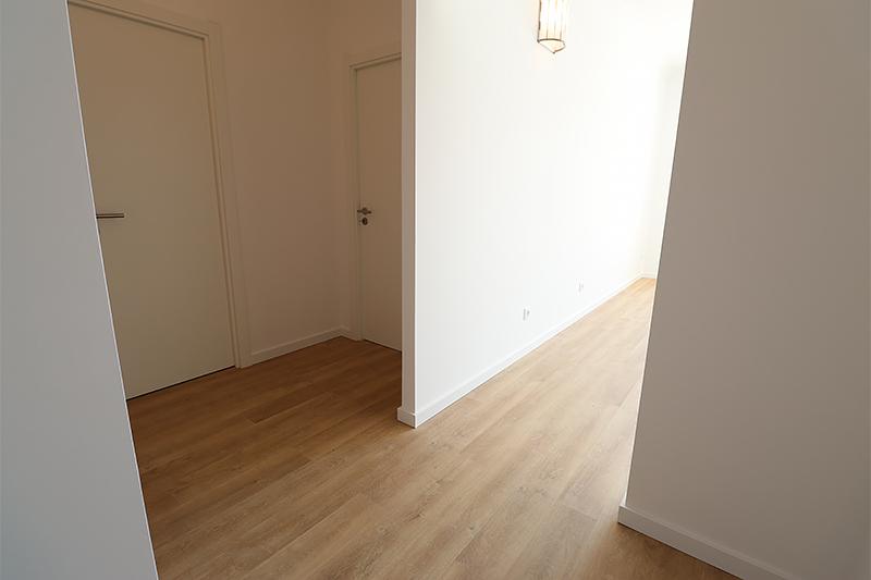 Remodelação de apartamento em Ericeira