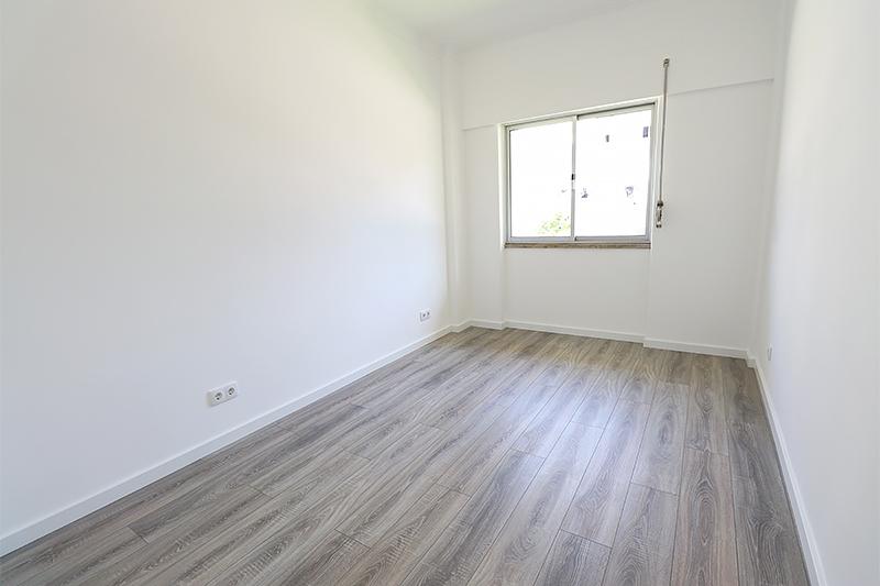 Remodelação de apartamento T2 em Olaias