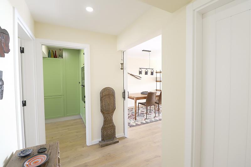 Remodelação de apartamento T2 em Oeiras