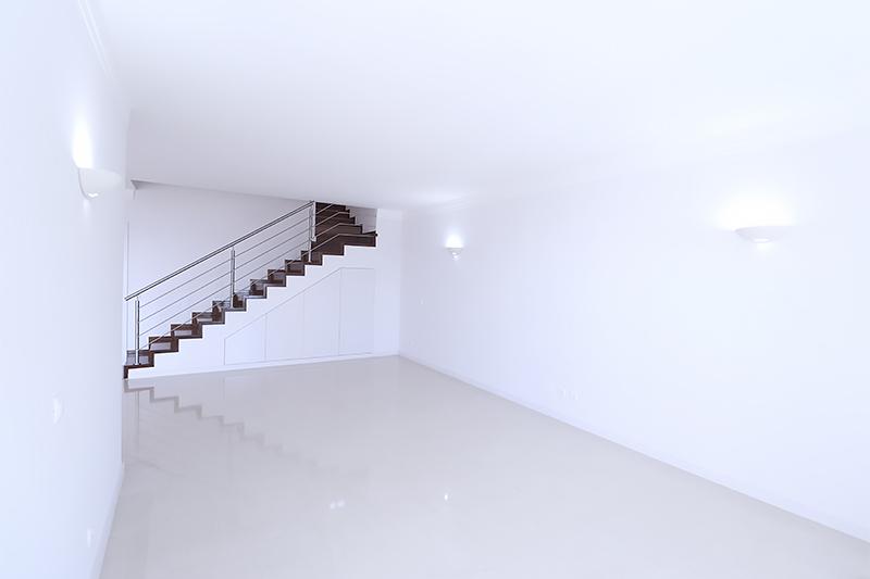 Renovação de apartamento duplex em Cascais